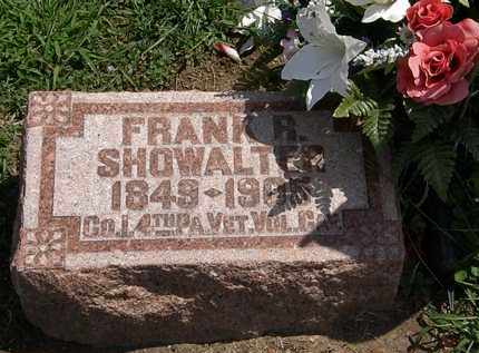 SHOWALTER, FRANK R. - Lorain County, Ohio | FRANK R. SHOWALTER - Ohio Gravestone Photos