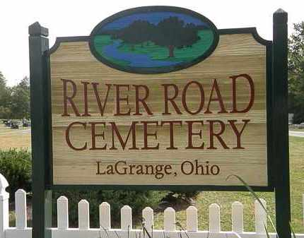 SIGN, CEMETERY - Lorain County, Ohio | CEMETERY SIGN - Ohio Gravestone Photos
