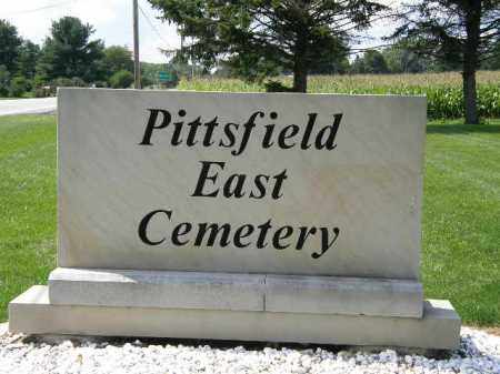 SIGN, ENTRANCE - Lorain County, Ohio | ENTRANCE SIGN - Ohio Gravestone Photos