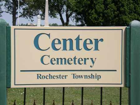SIGN, ENTRANCE - Lorain County, Ohio   ENTRANCE SIGN - Ohio Gravestone Photos