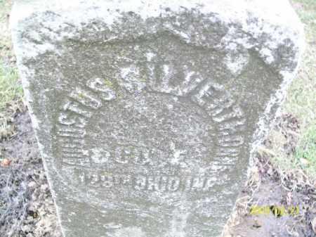 SILVERTHORNE, AUGUSTUS - Lorain County, Ohio | AUGUSTUS SILVERTHORNE - Ohio Gravestone Photos