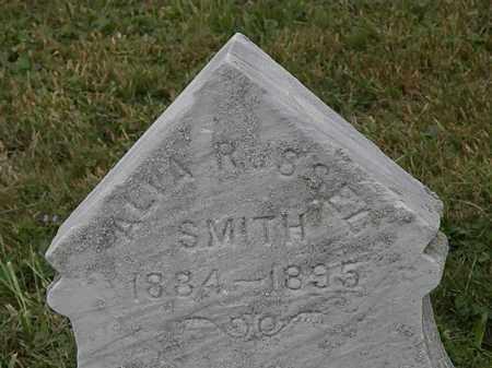 SMITH, ALVA RUSSEL - Lorain County, Ohio | ALVA RUSSEL SMITH - Ohio Gravestone Photos