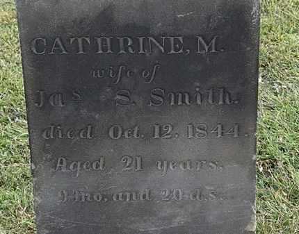 SMITH, CATHRINE M. - Lorain County, Ohio | CATHRINE M. SMITH - Ohio Gravestone Photos