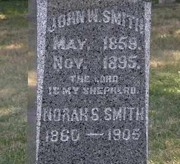 SMITH, JOHN W. - Lorain County, Ohio | JOHN W. SMITH - Ohio Gravestone Photos