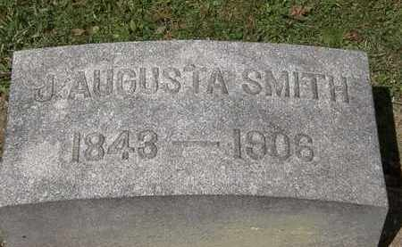 SMITH, J. AUGUSTA - Lorain County, Ohio | J. AUGUSTA SMITH - Ohio Gravestone Photos