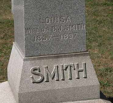 SMITH, C.J. - Lorain County, Ohio | C.J. SMITH - Ohio Gravestone Photos