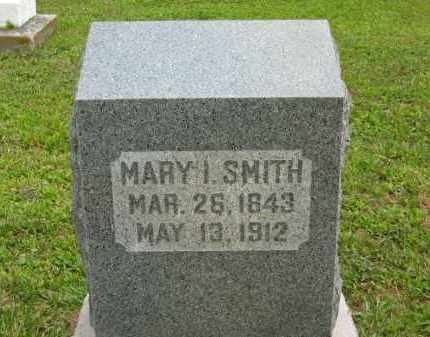 SMITH, MARY I. - Lorain County, Ohio | MARY I. SMITH - Ohio Gravestone Photos