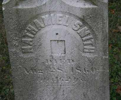SMITH, NATHANIEL - Lorain County, Ohio | NATHANIEL SMITH - Ohio Gravestone Photos