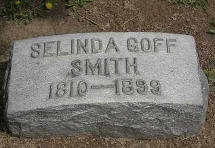 SMITH, SELINDA - Lorain County, Ohio | SELINDA SMITH - Ohio Gravestone Photos