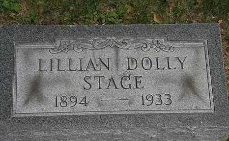 STAGE, LILLIAN DOLLY - Lorain County, Ohio | LILLIAN DOLLY STAGE - Ohio Gravestone Photos