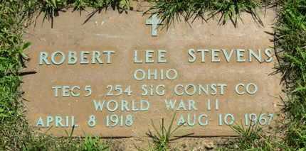 STEVENS, ROBERT LEE - Lorain County, Ohio | ROBERT LEE STEVENS - Ohio Gravestone Photos