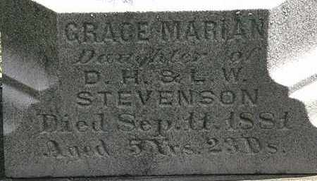 STEVENSON, D.H. - Lorain County, Ohio | D.H. STEVENSON - Ohio Gravestone Photos