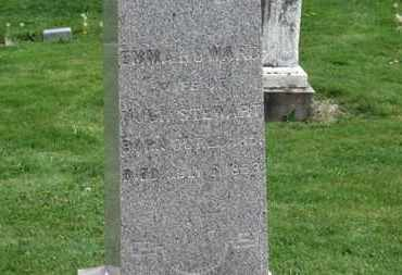 WARD STEWART, EMMA - Lorain County, Ohio | EMMA WARD STEWART - Ohio Gravestone Photos