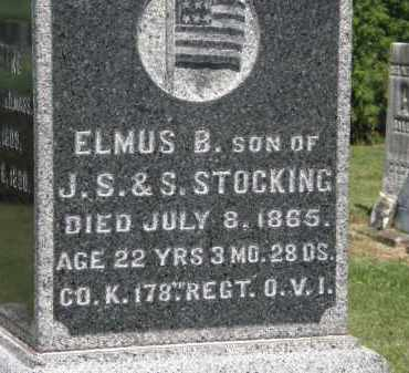 STOCKING, S. - Lorain County, Ohio | S. STOCKING - Ohio Gravestone Photos