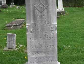 STRANAHAN, JOHN S. - Lorain County, Ohio | JOHN S. STRANAHAN - Ohio Gravestone Photos