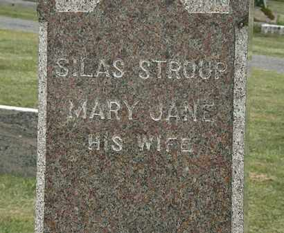 STROUP, MARY JANE - Lorain County, Ohio | MARY JANE STROUP - Ohio Gravestone Photos
