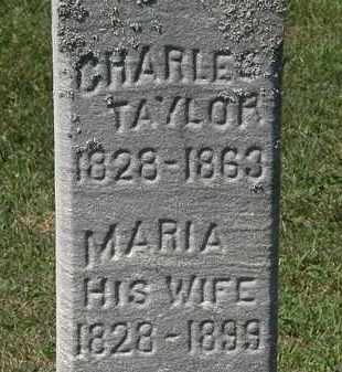 TAYLOR, MARIA - Lorain County, Ohio | MARIA TAYLOR - Ohio Gravestone Photos