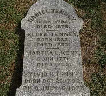 TENNEY, SYLVIA K. - Lorain County, Ohio | SYLVIA K. TENNEY - Ohio Gravestone Photos
