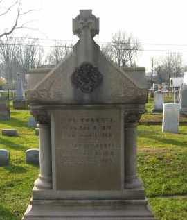 TERRELL, JOEL - Lorain County, Ohio | JOEL TERRELL - Ohio Gravestone Photos