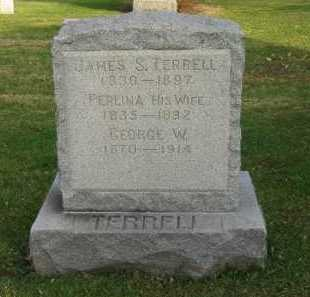 TERRELL, GEORGE W. - Lorain County, Ohio | GEORGE W. TERRELL - Ohio Gravestone Photos