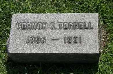 TERRELL, VERNON C. - Lorain County, Ohio | VERNON C. TERRELL - Ohio Gravestone Photos