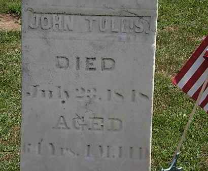 TULLIS, JOHN - Lorain County, Ohio | JOHN TULLIS - Ohio Gravestone Photos
