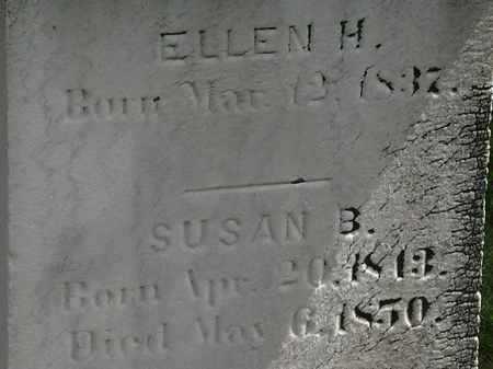 UNDERHILL, SUSAN B. - Lorain County, Ohio | SUSAN B. UNDERHILL - Ohio Gravestone Photos