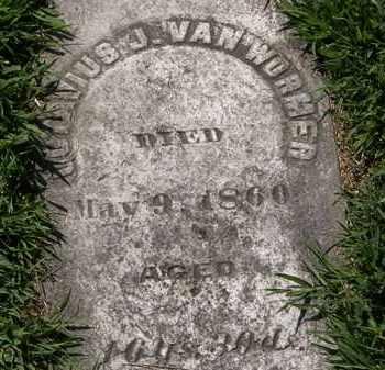 VAN WORMER, OCTAVIUS - Lorain County, Ohio | OCTAVIUS VAN WORMER - Ohio Gravestone Photos