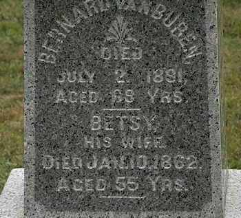 VANBUREN, BERNARD - Lorain County, Ohio | BERNARD VANBUREN - Ohio Gravestone Photos