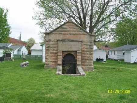 VAULT, CLEVELAND ST. - Lorain County, Ohio | CLEVELAND ST. VAULT - Ohio Gravestone Photos