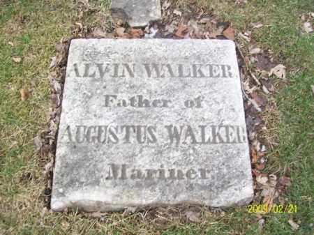 WALKER, ALVIN - Lorain County, Ohio | ALVIN WALKER - Ohio Gravestone Photos