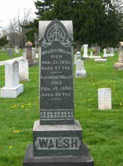 WALSH KATHARINE,  - Lorain County, Ohio |  WALSH KATHARINE - Ohio Gravestone Photos
