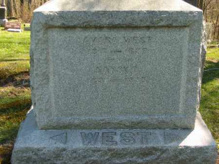 WEST, AMASA - Lorain County, Ohio | AMASA WEST - Ohio Gravestone Photos