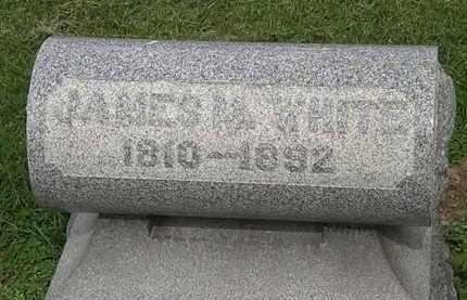 WHITE, JAMES M. - Lorain County, Ohio   JAMES M. WHITE - Ohio Gravestone Photos