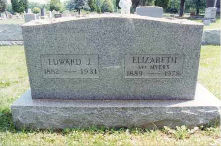 WILBERT, EDWARD J. - Lorain County, Ohio | EDWARD J. WILBERT - Ohio Gravestone Photos