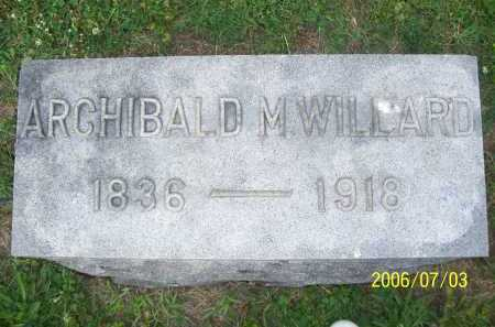WILLARD, ARCHIBALD - Lorain County, Ohio | ARCHIBALD WILLARD - Ohio Gravestone Photos