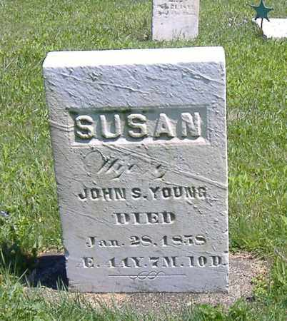 ROGERS YOUNG, SUSAN - Lorain County, Ohio | SUSAN ROGERS YOUNG - Ohio Gravestone Photos