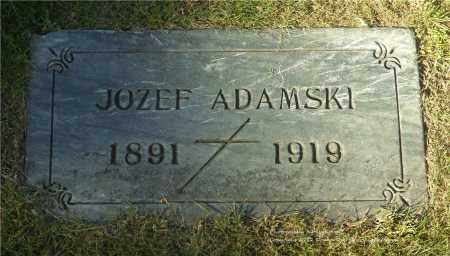 ADAMSKI, JOZEF - Lucas County, Ohio | JOZEF ADAMSKI - Ohio Gravestone Photos