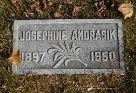 SAKOWSKI ANDRASIK, JOSEPHINE - Lucas County, Ohio | JOSEPHINE SAKOWSKI ANDRASIK - Ohio Gravestone Photos