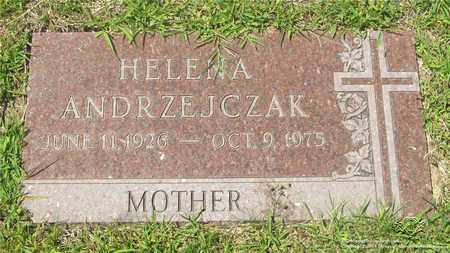ANDRZEJCZAK, HELENA - Lucas County, Ohio | HELENA ANDRZEJCZAK - Ohio Gravestone Photos