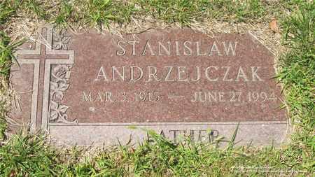 ANDRZEJCZAK, STANISLAW - Lucas County, Ohio | STANISLAW ANDRZEJCZAK - Ohio Gravestone Photos