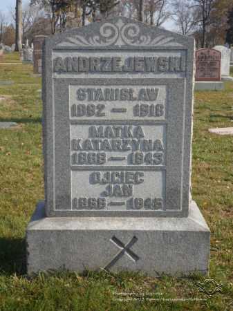 KRUSZKA ANDRZEJEWSKI, KATARZYNA - Lucas County, Ohio | KATARZYNA KRUSZKA ANDRZEJEWSKI - Ohio Gravestone Photos
