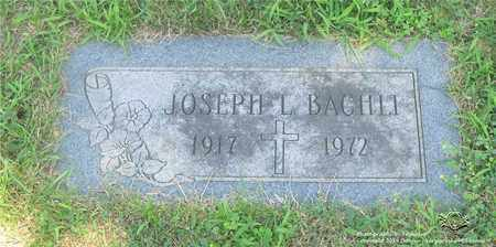 BACHLI, JOSEPH L. - Lucas County, Ohio | JOSEPH L. BACHLI - Ohio Gravestone Photos