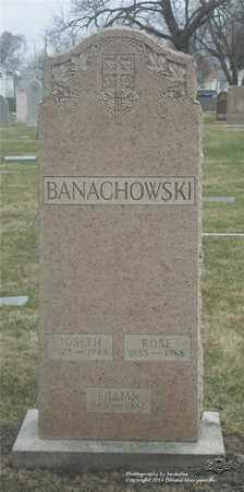 BANACHOWSKI, LILLIAN - Lucas County, Ohio | LILLIAN BANACHOWSKI - Ohio Gravestone Photos