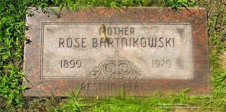 BARTNIKOWSKI, ROSE - Lucas County, Ohio | ROSE BARTNIKOWSKI - Ohio Gravestone Photos