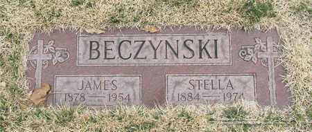 BECZYNSKI, JAMES - Lucas County, Ohio | JAMES BECZYNSKI - Ohio Gravestone Photos