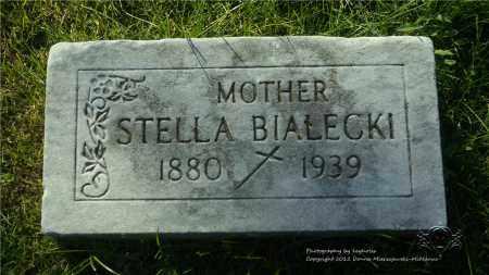 BIALECKI, STELLA - Lucas County, Ohio | STELLA BIALECKI - Ohio Gravestone Photos