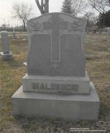 BIALORUCKI, FAMILY MONUMENT - Lucas County, Ohio | FAMILY MONUMENT BIALORUCKI - Ohio Gravestone Photos