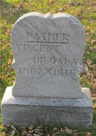 BIEGALA, VINCENT - Lucas County, Ohio | VINCENT BIEGALA - Ohio Gravestone Photos
