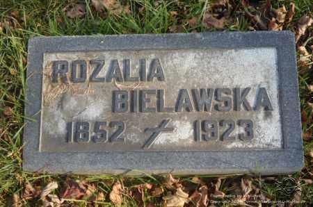 BIELAWSKA, ROZALIA - Lucas County, Ohio | ROZALIA BIELAWSKA - Ohio Gravestone Photos
